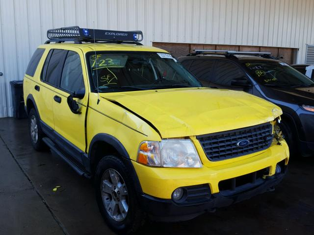 2003 ford explorer xlt for sale sc columbia salvage cars copart usa. Black Bedroom Furniture Sets. Home Design Ideas