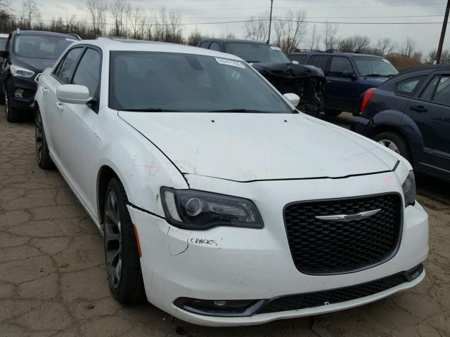 2016 CHRYSLER 300 S 3.6L