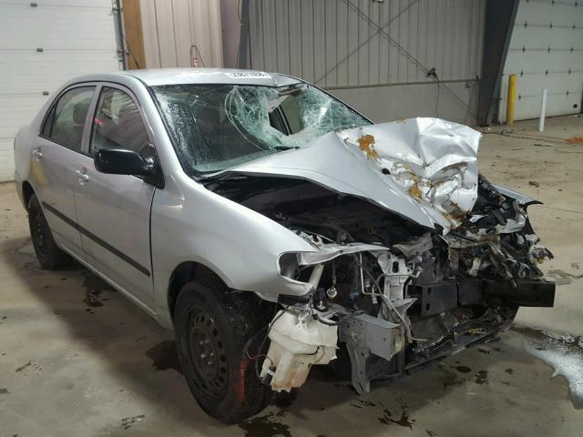 Salvage 2008 TOYOTA COROLLA - Small image. Lot 23871058