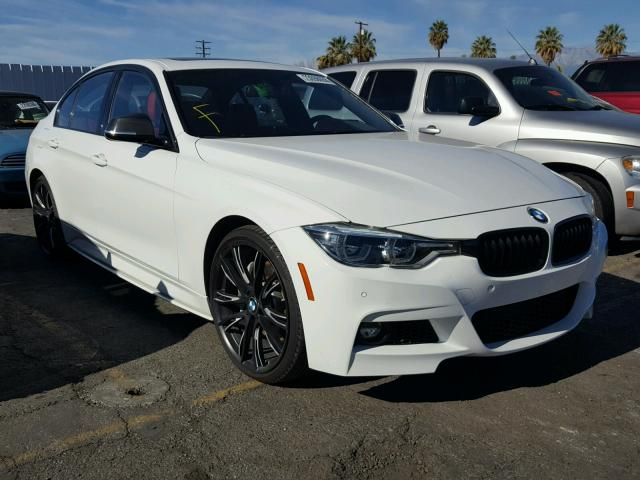 2016 BMW 340 I 3.0L