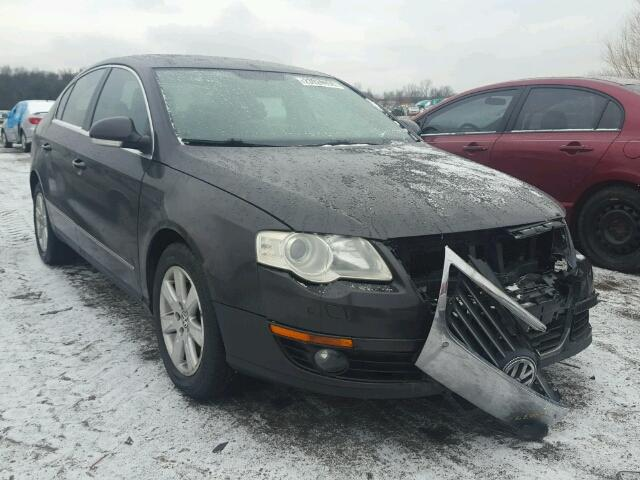 Salvage cars for sale from Copart Columbia Station, OH: 2006 Volkswagen Passat 2.0
