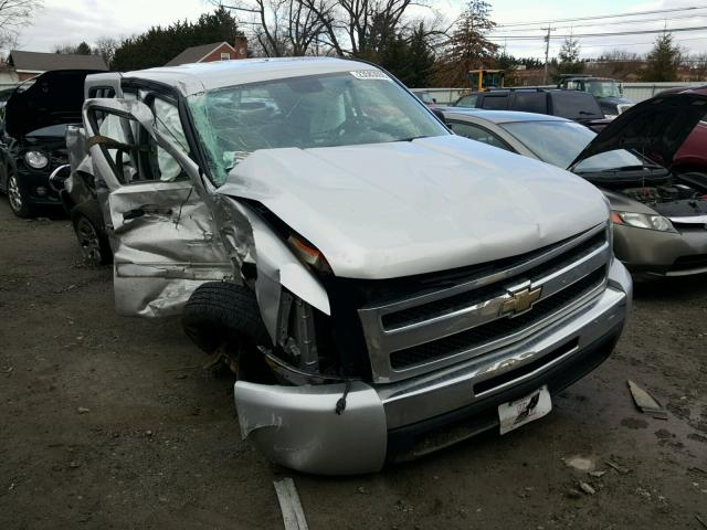 Salvage 2011 CHEVROLET SILVERADO - Small image. Lot 23583098