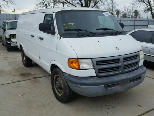 2001 dodge ram van b3500 for sale ca so sacramento. Black Bedroom Furniture Sets. Home Design Ideas