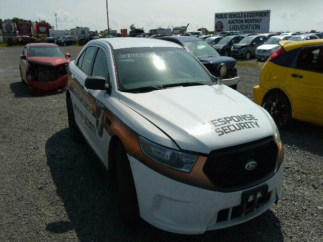Police Car Auction Toronto >> 2014 Ford Taurus Police Interceptor Photos On Toronto