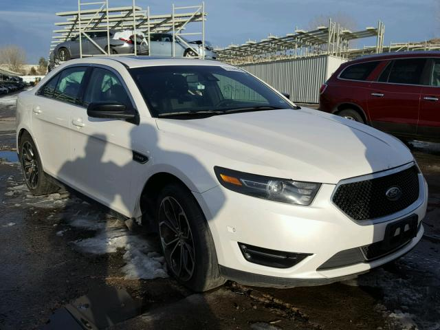 Auto Auction Ended On Vin 1fahp2kt2dg192817 2013 Ford Taurus Sho In