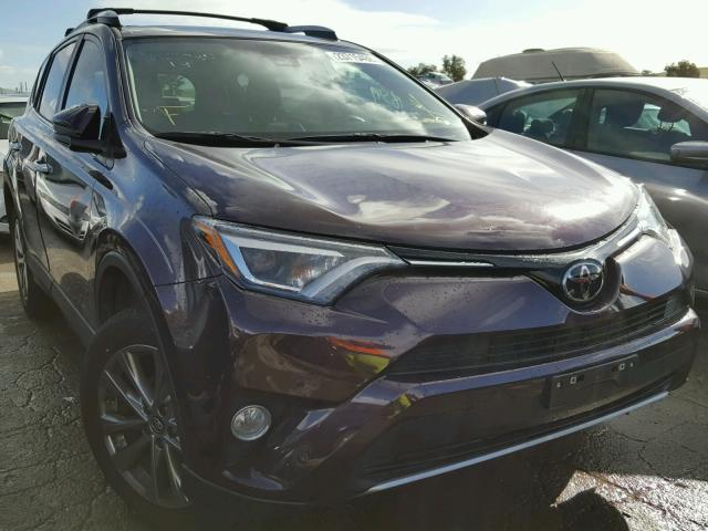 2016 TOYOTA RAV4 LIMIT 2.5L