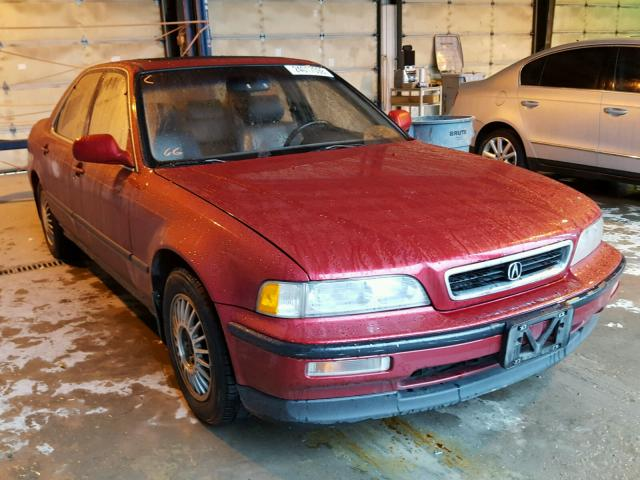 ACURA LEGEND L For Sale WA GRAHAM Salvage Cars Copart USA - Acura legend 1992 for sale