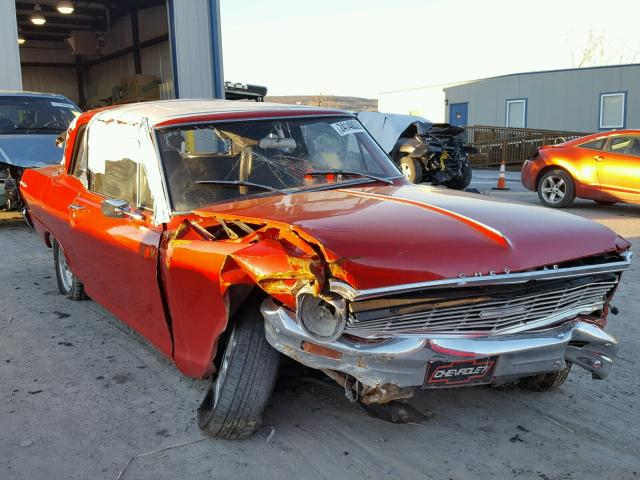 Auto Auction Ended On Vin C1545s136872 1965 Chevrolet