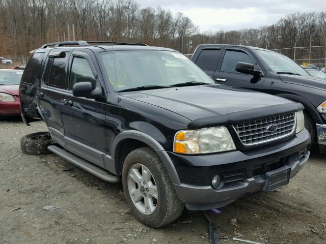 Salvage 2003 FORD EXPLORER X - Small image. Lot 23586138