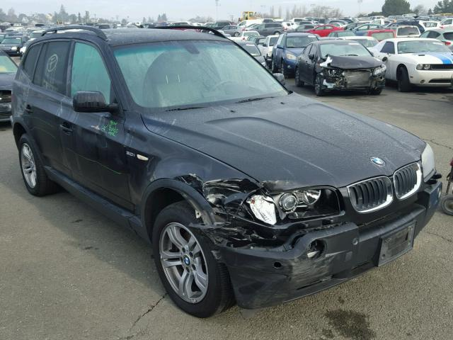 Auto Auction Ended On Vin Wbavt13556kw22372 2006 Bmw 3