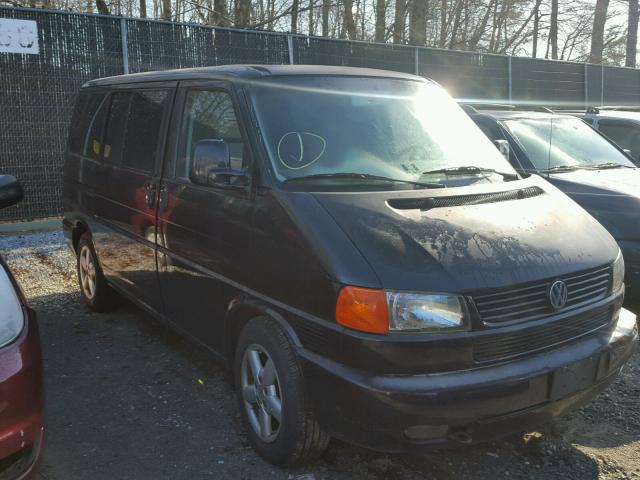 2003 volkswagen eurovan gls for sale dc washington dc. Black Bedroom Furniture Sets. Home Design Ideas