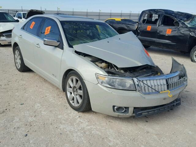 Auto Auction Ended on VIN: 3LNHM28T87R614625 2007 LINCOLN MKZ in TX ...
