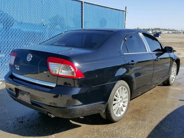 2007 MERCURY MILAN PREMIER s Salvage Car Auction Copart USA