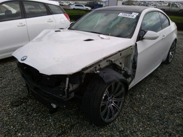 2010 Bmw M3 - Mechanical Damage - WBSWD9C53AP363033 (Sold)