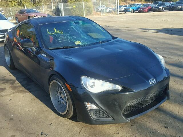 2013 toyota scion fr s for sale nc china grove salvage cars copart usa. Black Bedroom Furniture Sets. Home Design Ideas
