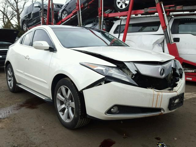 Auto Auction Ended On VIN HNYBHCH ACURA ZDX TECHNO - 2018 acura zdx for sale