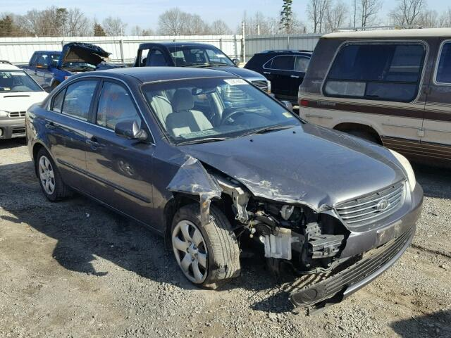 Salvage 2007 KIA OPTIMA LX for sale