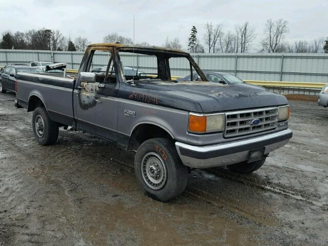 1988 Ford F250 >> 1fthf26g4jna97242 1988 Ford F250 In Va Danville