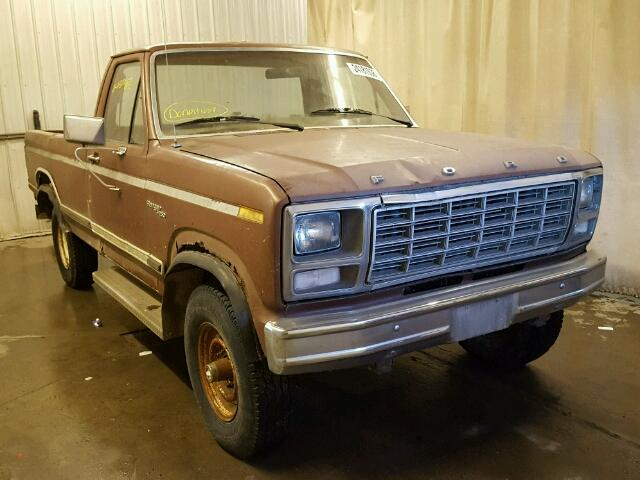 auto auction ended on vin f26epha1125 1980 ford f 250 in mn st cloud rh autobidmaster com Ford F-250 Diesel Truck Used Ford F 250 Diesel Trucks