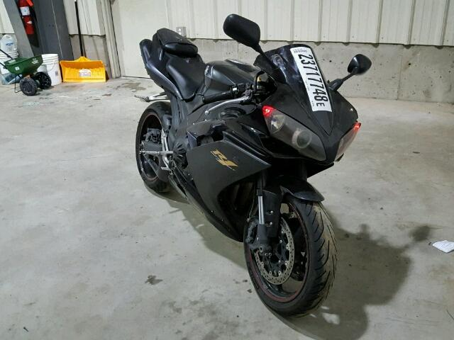 Yamaha salvage cars for sale: 2007 Yamaha YZFR1