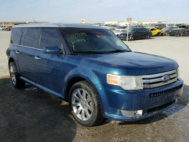 2011 Ford Flex For Sale At Copart Uk Salvage Car Auctions