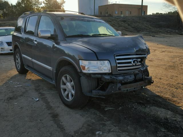 Auto Auction Ended On Vin 5n3aa08c95n808490 2005 Infiniti Qx56 In