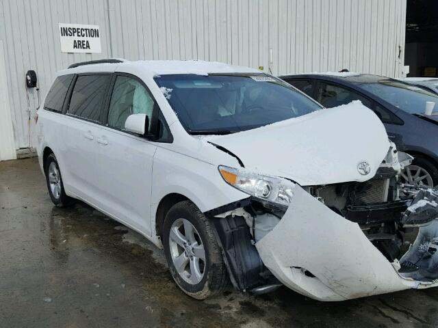 2015 TOYOTA SIENNA LE 3.5L