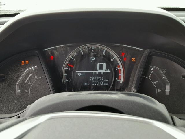 2016 HONDA CIVIC LX 2.0L