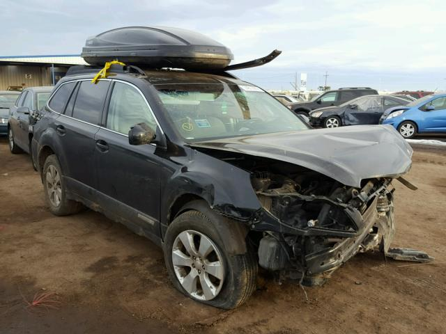 4s4brccc1b3428307 2011 Black Subaru Outback 2 On Sale In Co