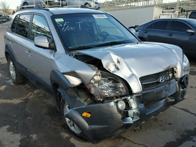 2006 Hyundai Tucson Gls 2.7L