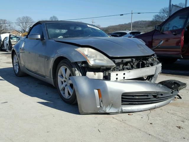 2004 Nissan 350z Roadster Photos Salvage Car Auction Copart Usa