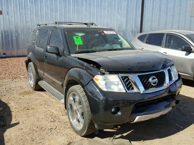 5n1br18a38c624883 2008 Black Nissan Pathfinder On Sale In Az