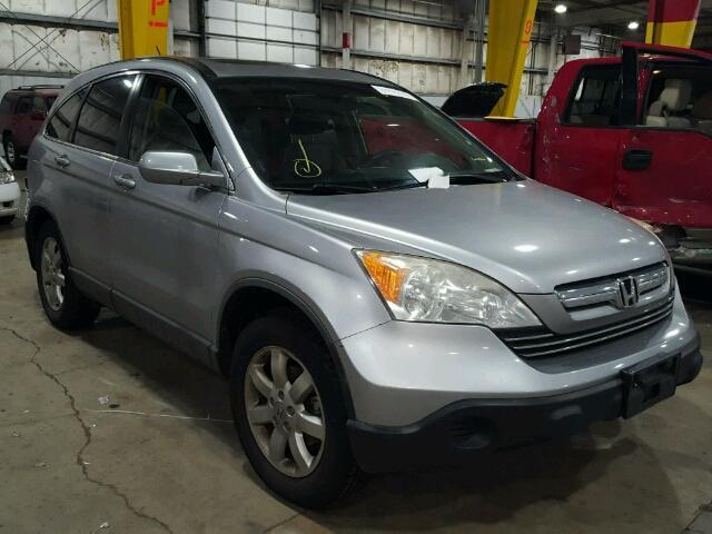 2007 HONDA CR-V EXL 2.4L