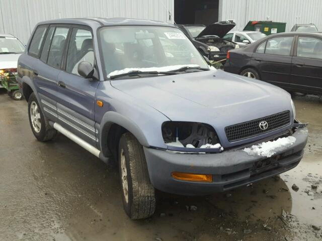 Auto Auction Ended On Vin Jt3hp10vxt7009482 1996 Toyota Rav4 In Nj