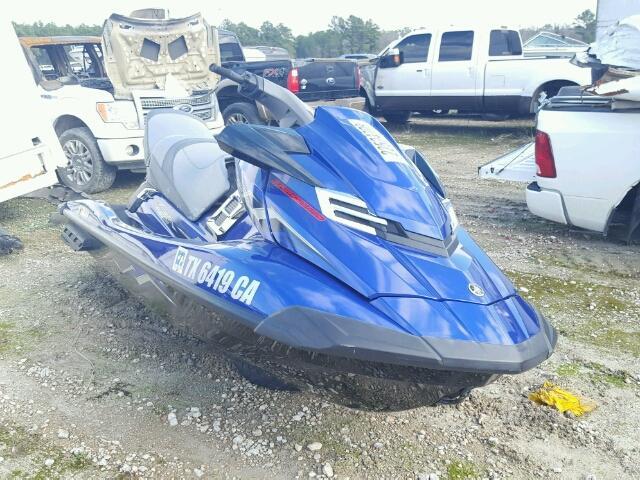 Salvage 2013 Yamaha WAVERUNNER for sale
