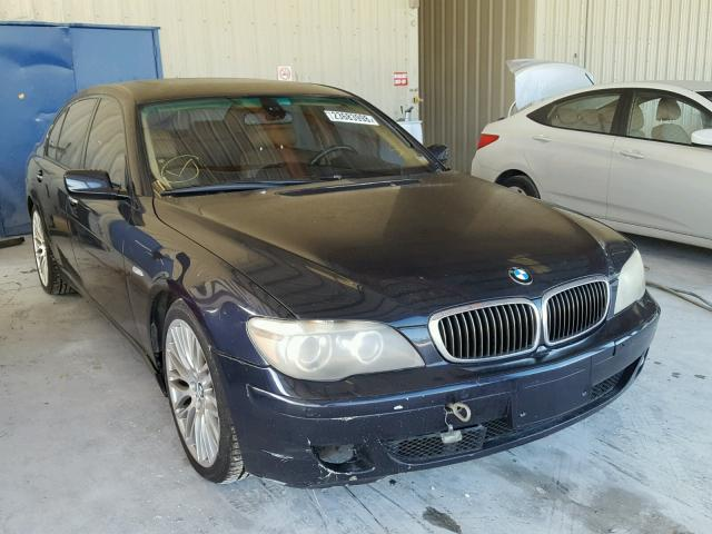 Auto Auction Ended On VIN WBAGNDR BMW SERIES In - 2002 bmw 750