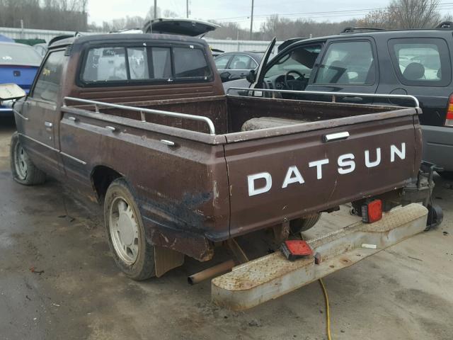 1980 DATSUN 720 KING C