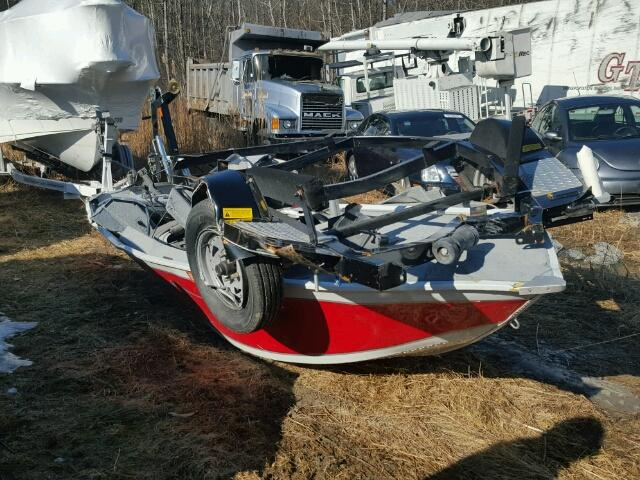 Salvage 2006 Triton BOAT for sale