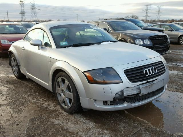 2000 audi tt quattro for sale il chicago north. Black Bedroom Furniture Sets. Home Design Ideas