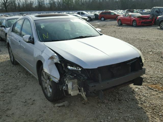 Salvage 2008 Nissan MAXIMA SE for sale