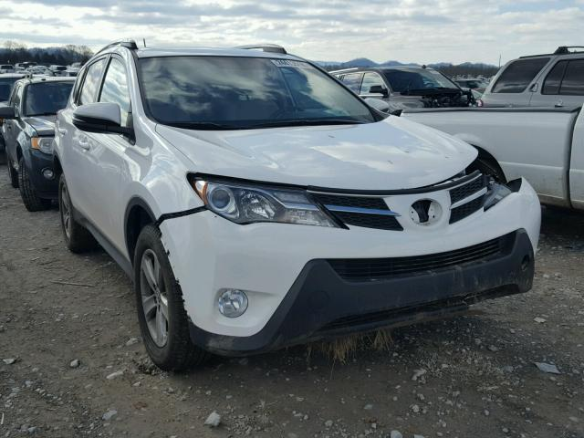 2015 toyota rav4 xle for sale tn knoxville salvage cars copart usa. Black Bedroom Furniture Sets. Home Design Ideas
