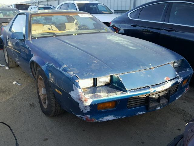 1G1FP87S0GL173319 1986 Chevrolet Camaro in CA - Martinez