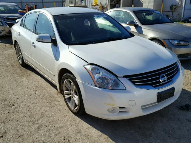 1n4bl2ap2bn423004 2011 White Nissan Altima Sr On Sale In Hi