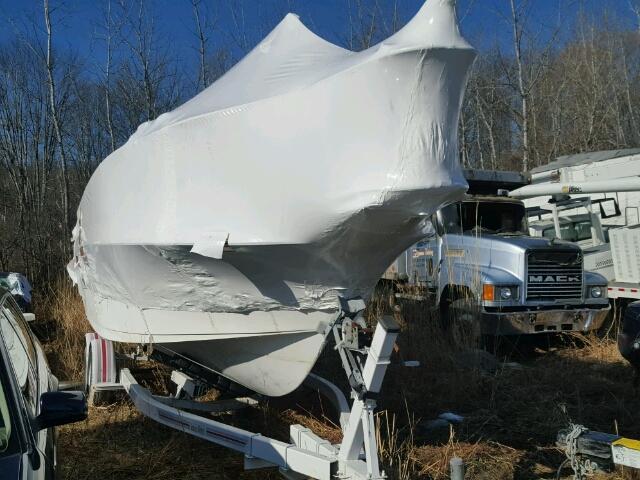 Salvage 1990 Larson MARINE TRAILER for sale