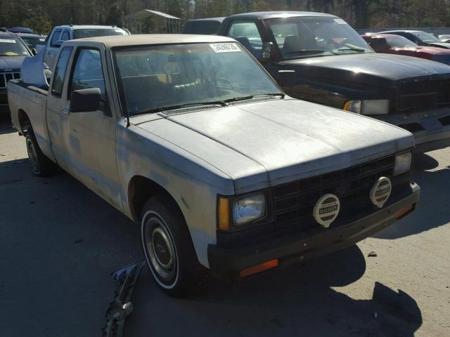 1984 CHEVROLET S TRUCK S1 2.8L