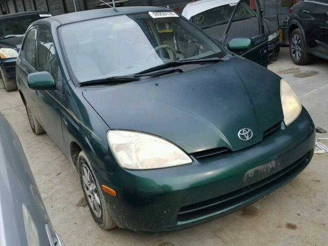 Auto Auction Ended On VIN JTBKUX TOYOTA PRIUS In - 2002 prius