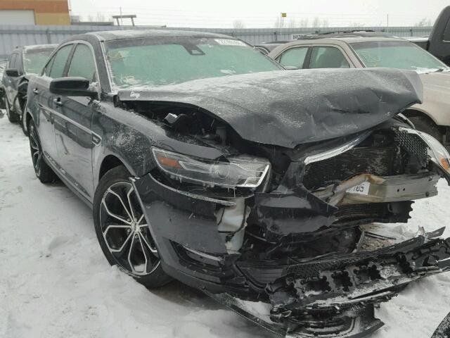 2016 Ford Taurus Sho >> 2016 Ford Taurus Sho Photos On Toronto Salvage Car