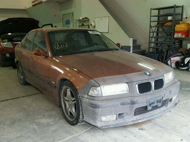 1997 BMW M3 AUTOMAT 3.2L
