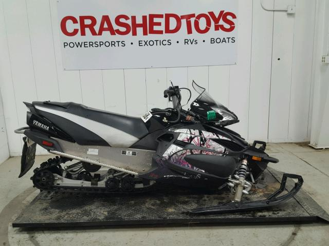 Salvage cars for sale from Copart East Bethel, MN: 2013 Yamaha VECTOR1000