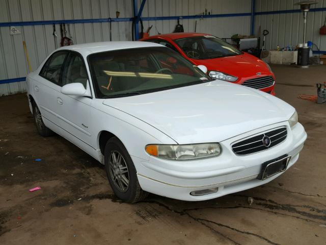 2000 buick regal front wheel drive